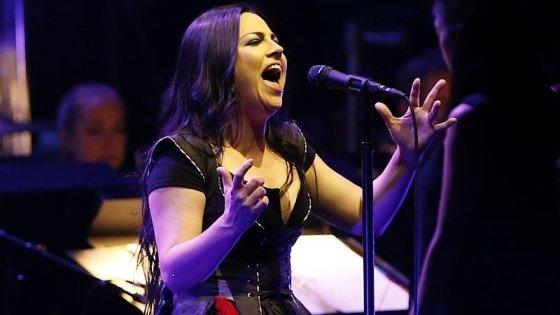 clanek_Evanescence hráli gotické skladby s orchestrem