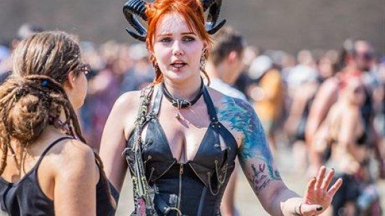 clanek_    Na třiadvacátý ročník metalového festivalu Brutal Assault dorazilo 19 000 návštěvníků