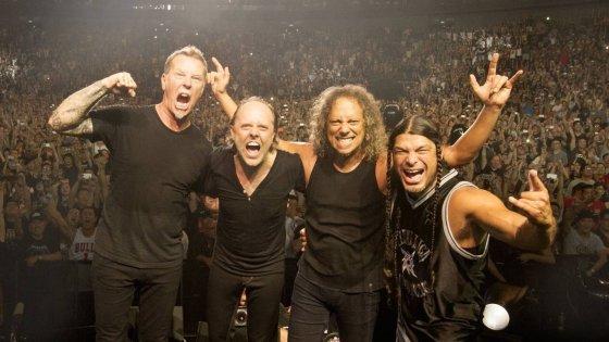 clanek_Legendární Metallica se příští rok vrátí do Evropy. V srpnu vystoupí i v Praze