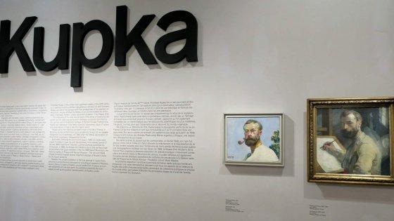 clanek_Kupkovu výstavu vidělo 80 tisíc lidí, na poslední dny je prodloužena otevírací doba
