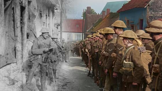 clanek_Režisér Hobita Peter Jackson obarví archivní záznamy a ukáže divákům život v první světové válce