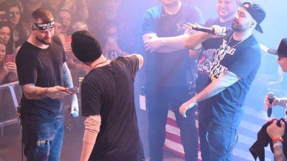 clanek_Marpo & TroubleGang pokřtili své nové album DVA v Lucerna Music Baru