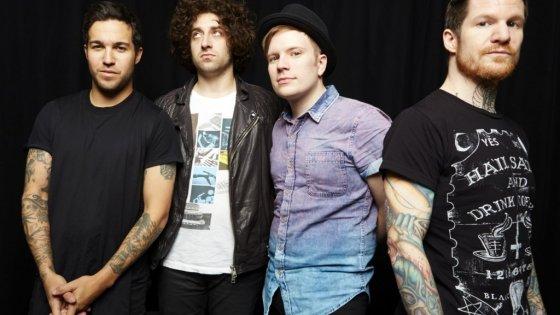 clanek_Fall Out Boy bez jasné tváře