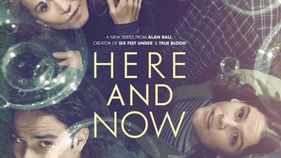 clanek_Nový seriál z produkce HBO, Tady a teď, v hlavní roli se představí Tim Robbins společně s Holly Hunter